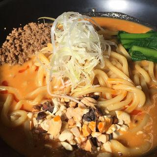 汁無し担々麺(苅屋町 虎玄 (カリヤマチ トラゲン))