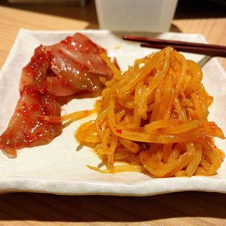 ナムル2種(よってこや 恵比寿本店 )