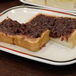 小倉トースト(コンパル メイチカ店 )