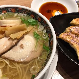 味彩塩拉麺(あじさい 新千歳空港店)
