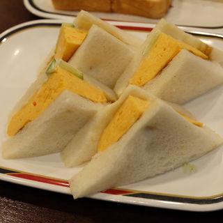 コーチン玉子サンド(コンパル メイチカ店 )