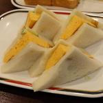 コーチン玉子サンド