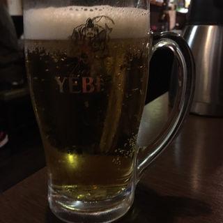 生ビール(中)(つどい家 )