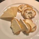 ◆チーズの盛り合わせ