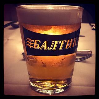 バルティカボックビール(スンガリー 新宿東口本店 )