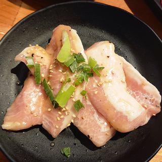 トントロ(七輪焼肉 安安 鹿島田店)