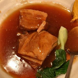 豚の角煮(中華 大興 (タイコウ))