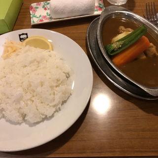 デリーカレー(デリー 札幌店 (DELHI))