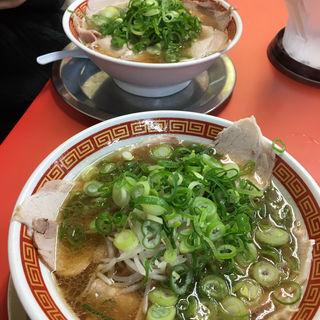 中華そば しょうゆ味(もっこす 総本店 )