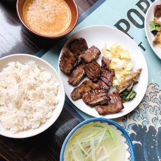 牛タン 塩 定食(牛たんの店一休 )