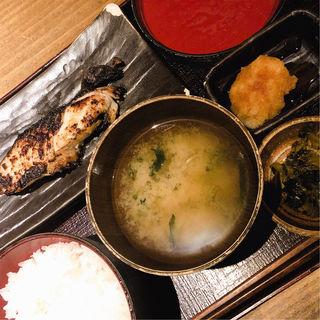 銀だら西京漬け定食(越後屋八十吉 (エチゴヤヤソキチ))