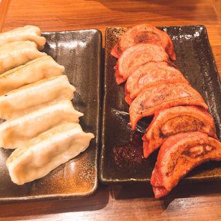 肉汁焼餃子 6個(ダンダダン酒場 下北沢店 )