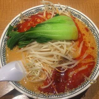 坦々麺(丸源ラーメン 尾張旭店 )