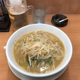 味噌ラーメン(日高屋 東村山店 )