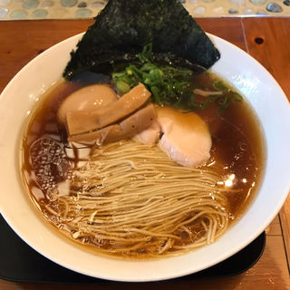 (中華そば 麺や食堂)