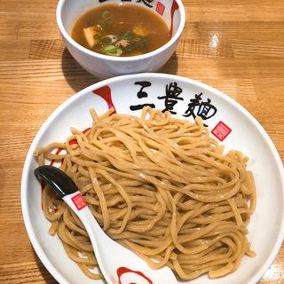 濃厚魚介つけ麺(三豊麺 枚方店)
