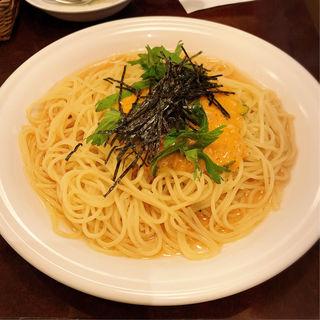 やみつき納豆パスタ(KURA 中目黒店 (クラ))
