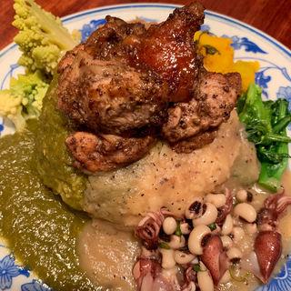 Today's Curry(ネグラ 妄想インドカレー)