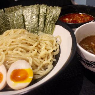 つけ麺大盛/王道+辛旨(つけ麺 六芒星)