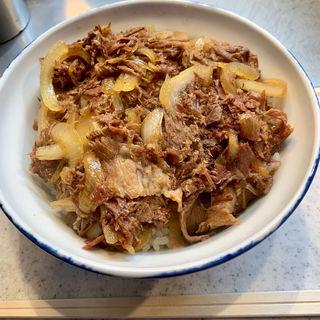牛丼(きつねや )