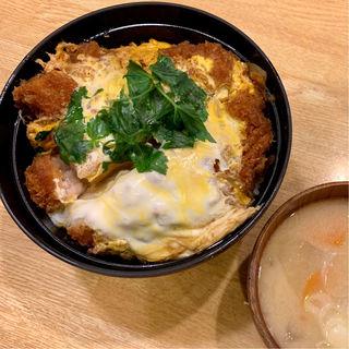 ロースかつ丼(とんかつ 明石)