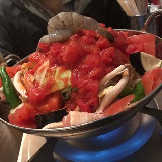 元祖トマト鍋