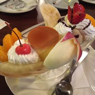 プリンローヤル(洋菓子・喫茶ボンボン)