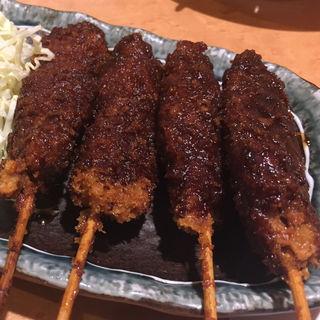 味噌串カツ(風来坊 若宮店 (ふうらいぼう))