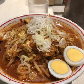 五目味噌タンメン(中本渋谷店)