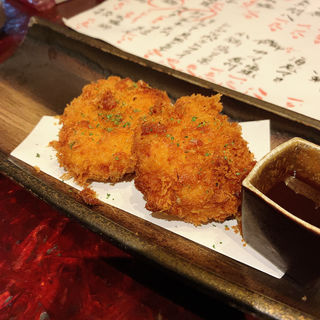 蟹クリームコロッケ(やまや )