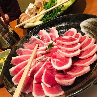 京鴨鍋(かもふく )