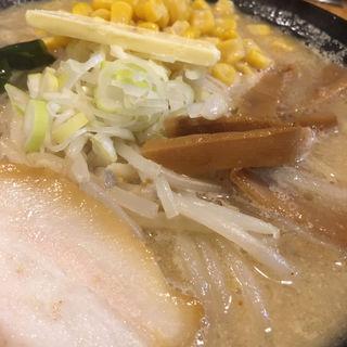 特製札幌味噌ラーメン(北海道ラーメン 壱龍)