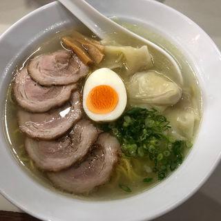 塩チャーシュー麺(再来軒 )