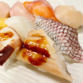 ◆満腹定食(魚心本店)