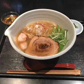 銀笹ラーメン(塩)(銀笹 (ぎんざさ))