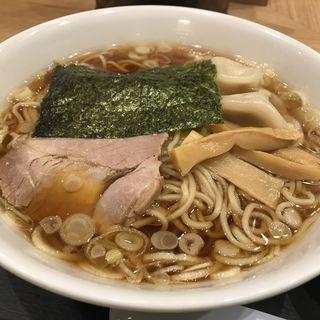 水餃子そば(舎鈴 田町駅店)