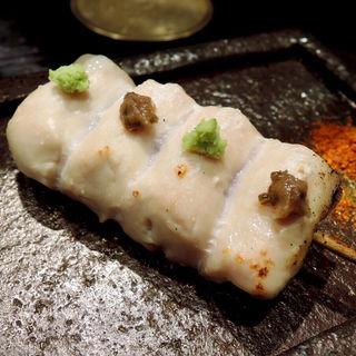 ささみ 胡麻醤油付き(焼き鳥 松元)