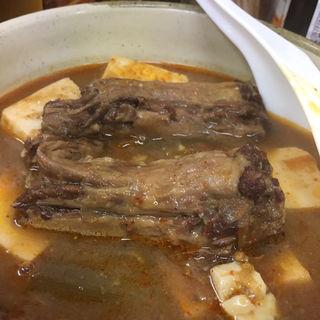 トンビ豆腐(ばん )