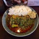 インド風カレー(野菜)