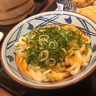 釜玉うどん(並)(丸亀製麺 深江橋店 )