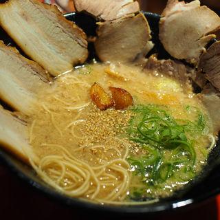 チャーシュー麺(河童ラーメン本舗 米国村店 )