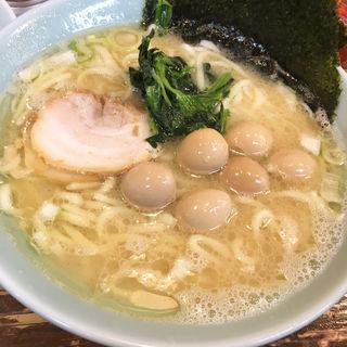 塩ラーメン(中)(ラーメン壱六家 大森店 (いちろくや))
