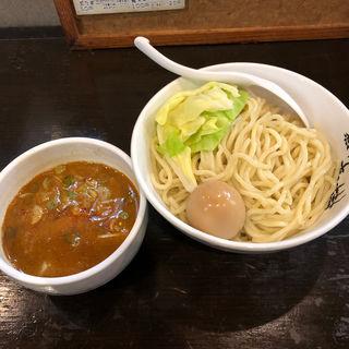 辛つけ麺(煮干しラーメン 青樹)