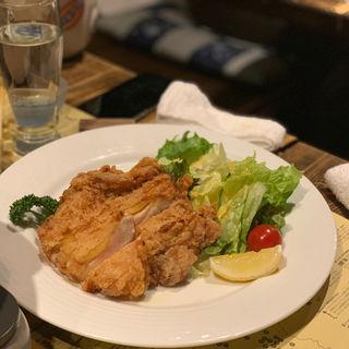 比内地鶏の豪華唐揚げ(なまはげ 銀座店 (ナマハゲ))