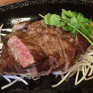 和牛ステーキコース(モリタ屋 木屋町店 (もりたや))