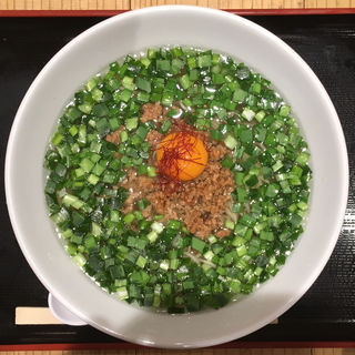 花椒香る煮干醤油(日本橋ふくしま館 ミデッテ (日本橋ふくしま館 MIDETTE))