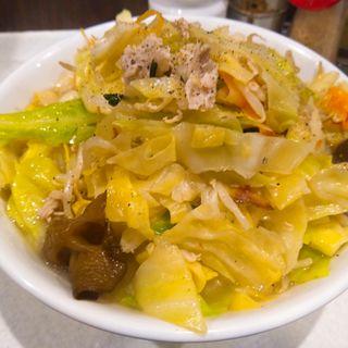 タンメン(麺処 まるよし商店 )