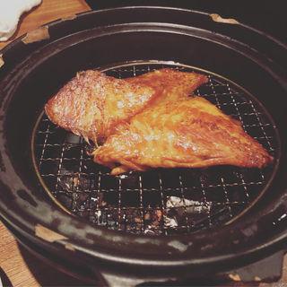 つぼ鯛の燻製(福炎や (ABURI&IBURI))