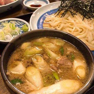 鴨せいろ(麺処おおぎ)