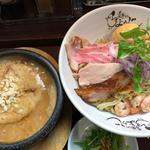 オマール海老のどろつけ麺(麺のようじ (【旧店名】大阪拳))